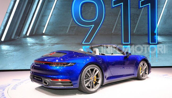 Novità Porsche al Salone di Ginevra 2019 - Foto 23 di 37