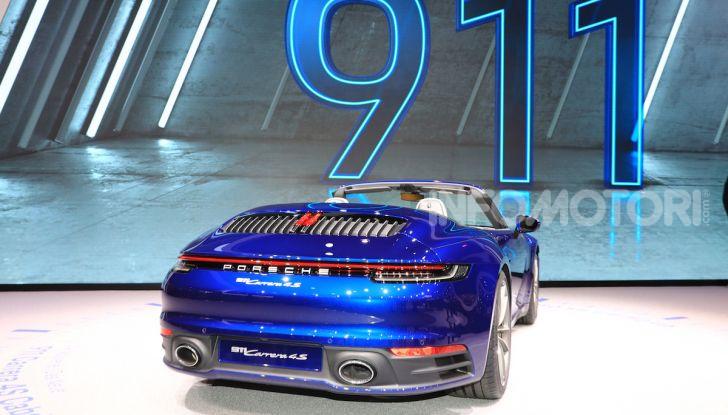 Novità Porsche al Salone di Ginevra 2019 - Foto 24 di 37