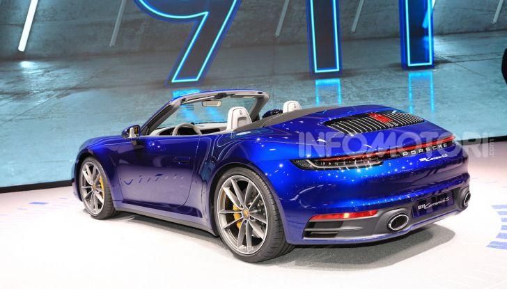 Novità Porsche al Salone di Ginevra 2019 - Foto 27 di 37