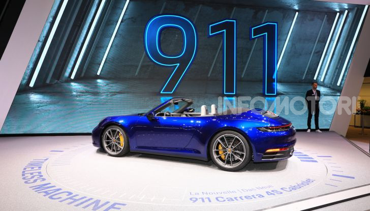 Novità Porsche al Salone di Ginevra 2019 - Foto 28 di 37