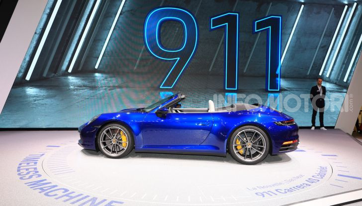 Novità Porsche al Salone di Ginevra 2019 - Foto 29 di 37