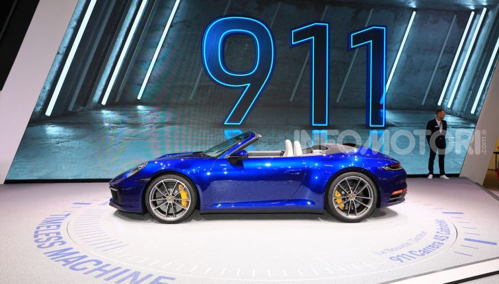 Novità Porsche al Salone di Ginevra 2019 - Foto 30 di 37