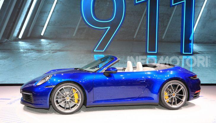 Novità Porsche al Salone di Ginevra 2019 - Foto 31 di 37