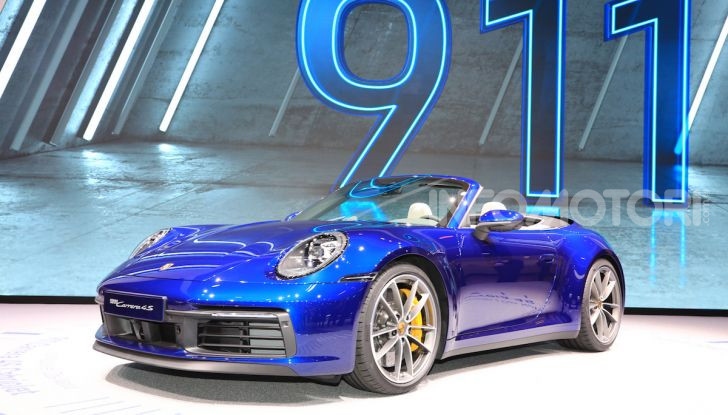 Novità Porsche al Salone di Ginevra 2019 - Foto 32 di 37