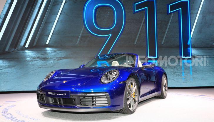 Novità Porsche al Salone di Ginevra 2019 - Foto 33 di 37