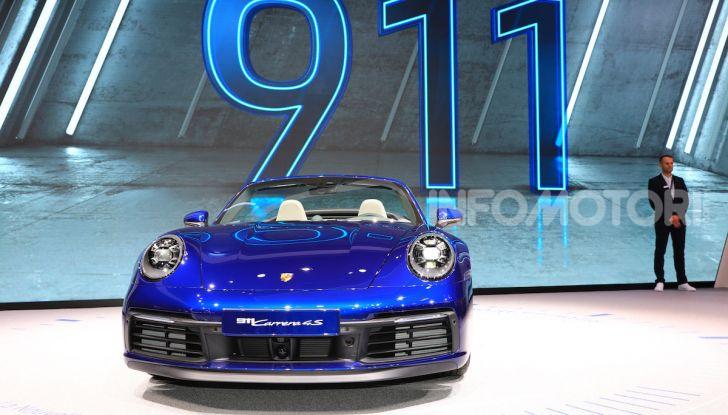 Novità Porsche al Salone di Ginevra 2019 - Foto 34 di 37