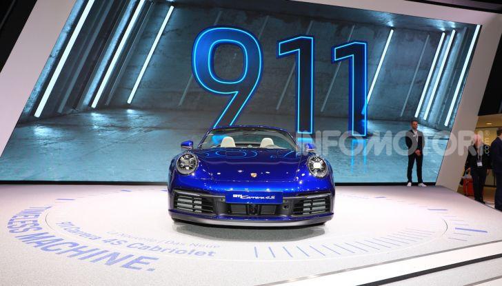 Novità Porsche al Salone di Ginevra 2019 - Foto 35 di 37