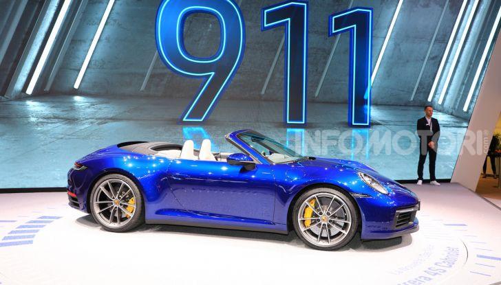 Novità Porsche al Salone di Ginevra 2019 - Foto 37 di 37