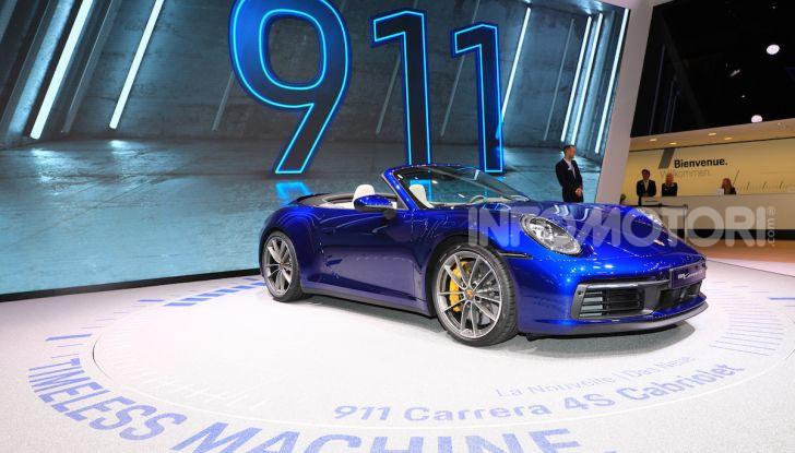 Novità Porsche al Salone di Ginevra 2019 - Foto 5 di 37