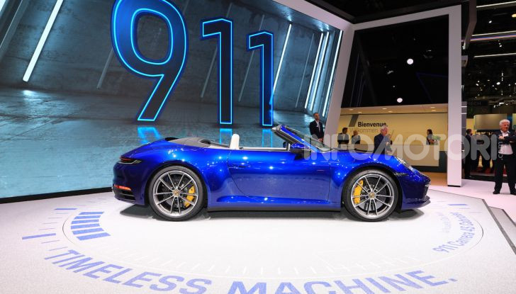 Novità Porsche al Salone di Ginevra 2019 - Foto 6 di 37
