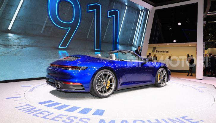 Novità Porsche al Salone di Ginevra 2019 - Foto 7 di 37