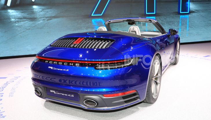 Novità Porsche al Salone di Ginevra 2019 - Foto 9 di 37