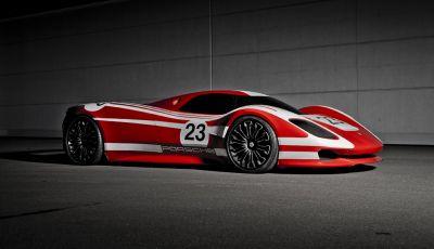 Porsche celebra i 50 anni della 917