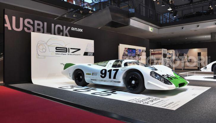 Porsche celebra i 50 anni della 917 - Foto 4 di 8