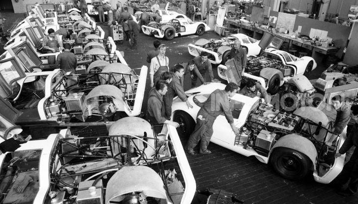 Porsche celebra i 50 anni della 917 - Foto 6 di 8