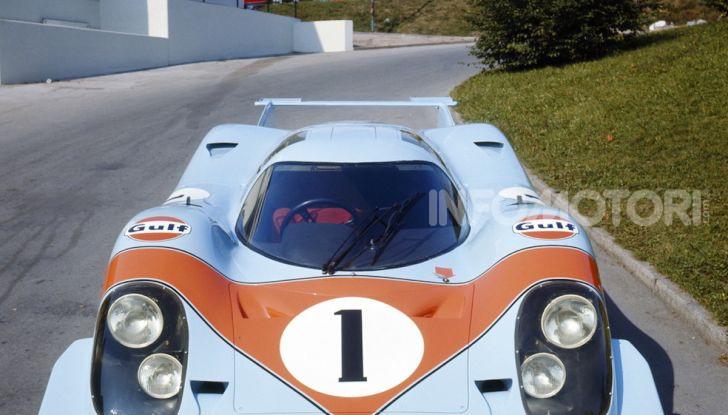 Porsche celebra i 50 anni della 917 - Foto 7 di 8