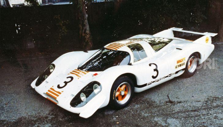 Porsche celebra i 50 anni della 917 - Foto 8 di 8
