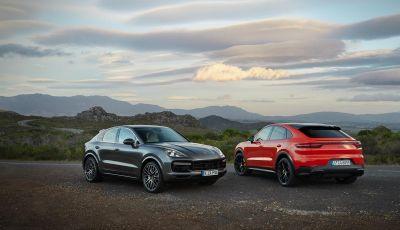 Porsche Cayenne Coupé Turbo 2019: più sportività per il SUV Premium