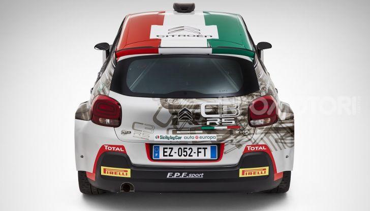 Citroën pronta per il debutto stagionale della Nuova C3 R5 al Rally de Il Ciocco - Foto 6 di 6