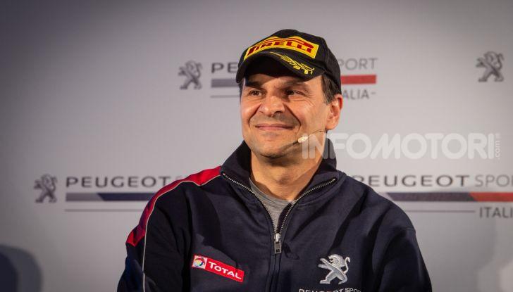 Peugeot scende in gara al 42° Rally il Ciocco con novità - Foto 2 di 5