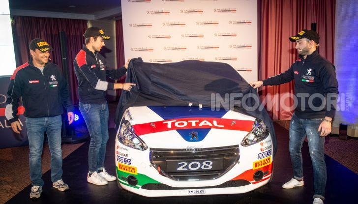 Peugeot scende in gara al 42° Rally il Ciocco con novità - Foto 4 di 5