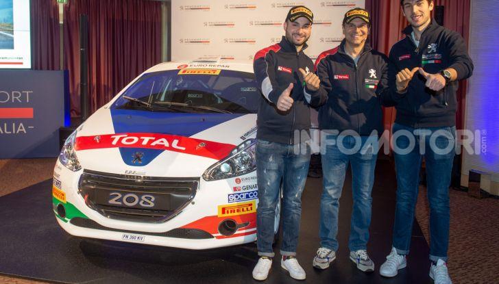 Peugeot scende in gara al 42° Rally il Ciocco con novità - Foto 1 di 5
