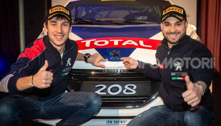Peugeot scende in gara al 42° Rally il Ciocco con novità - Foto 5 di 5