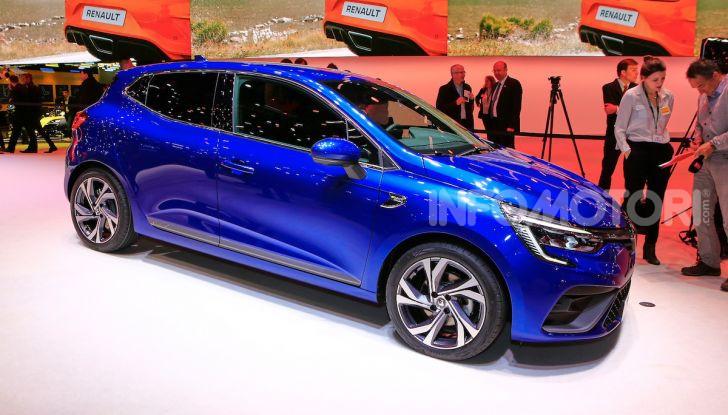 Nuova Renault Clio 2019: la quinta generazione per stupire ancora - Foto 4 di 24
