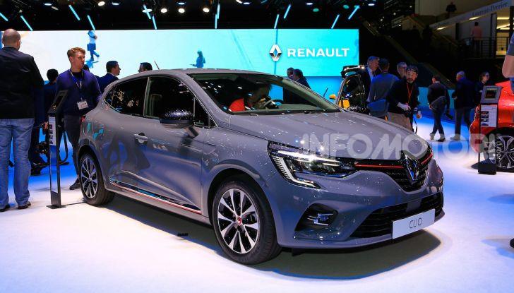 Nuova Renault Clio 2019: la quinta generazione per stupire ancora - Foto 22 di 24