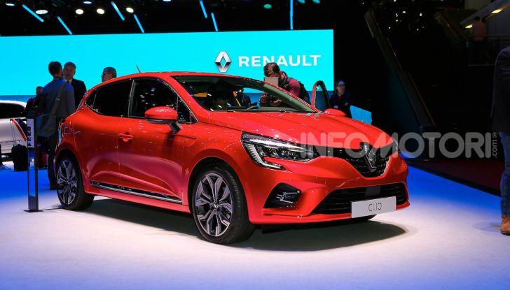 Nuova Renault Clio 2019: la quinta generazione per stupire ancora - Foto 10 di 24
