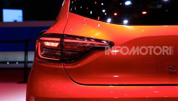 Nuova Renault Clio 2019: la quinta generazione per stupire ancora - Foto 24 di 24