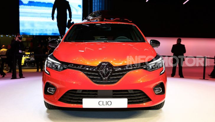 Nuova Renault Clio 2019: la quinta generazione per stupire ancora - Foto 9 di 24