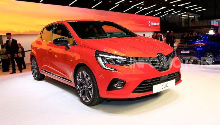 Nuova Renault Clio 2019: la quinta generazione per stupire ancora - Foto 1 di 24