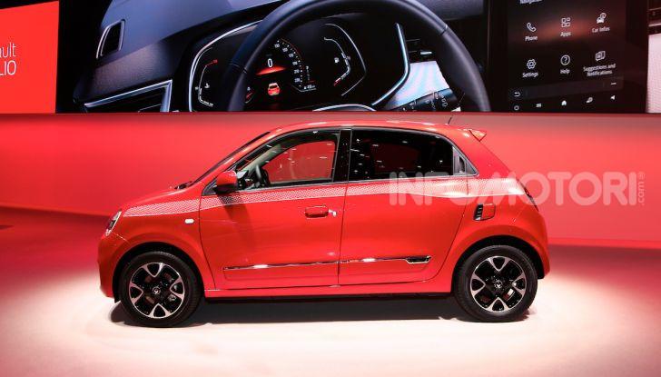 Nuova Renault Twingo 2019: la citycar scattante e ancora più colorata - Foto 5 di 20
