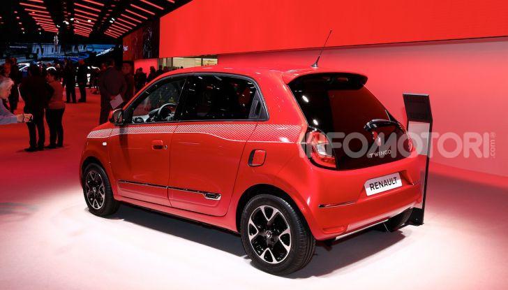 Nuova Renault Twingo a GPL: la citycar dai consumi leggeri! - Foto 6 di 20