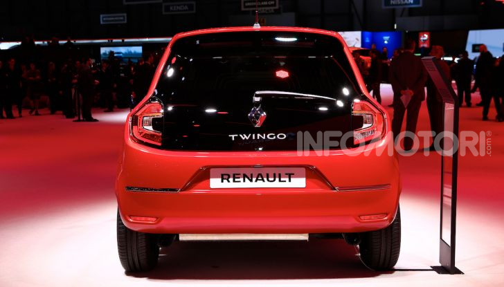 Nuova Renault Twingo a GPL: la citycar dai consumi leggeri! - Foto 7 di 20