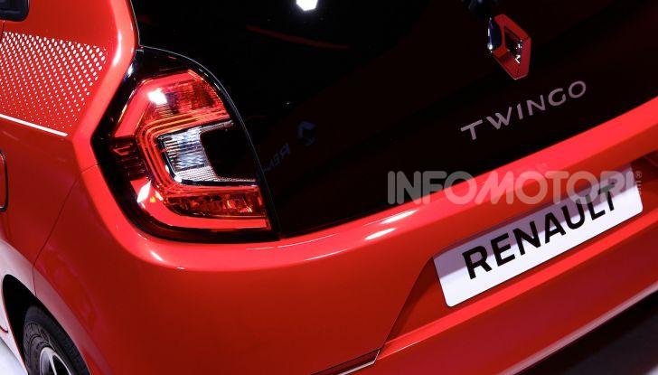 Nuova Renault Twingo 2019: la citycar scattante e ancora più colorata - Foto 14 di 20
