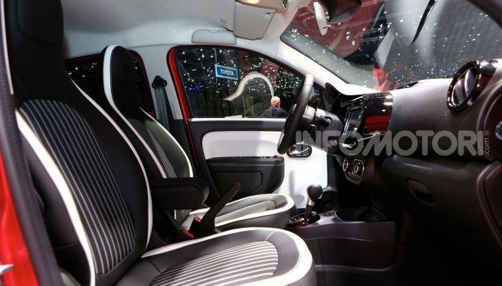 Nuova Renault Twingo a GPL: la citycar dai consumi leggeri! - Foto 15 di 20