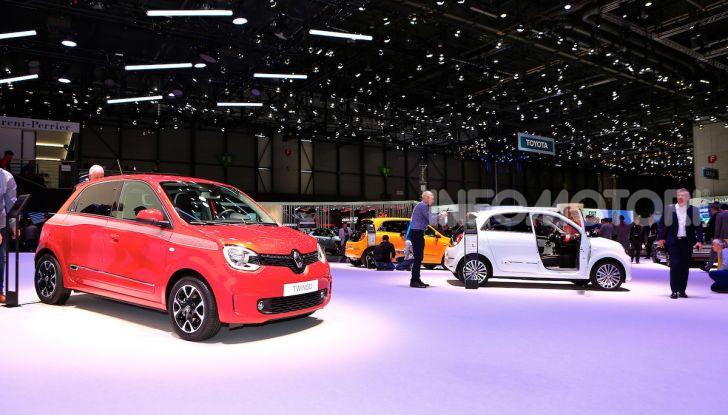 Nuova Renault Twingo 2019: la citycar scattante e ancora più colorata - Foto 17 di 20