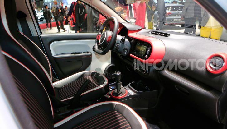 Nuova Renault Twingo a GPL: la citycar dai consumi leggeri! - Foto 18 di 20