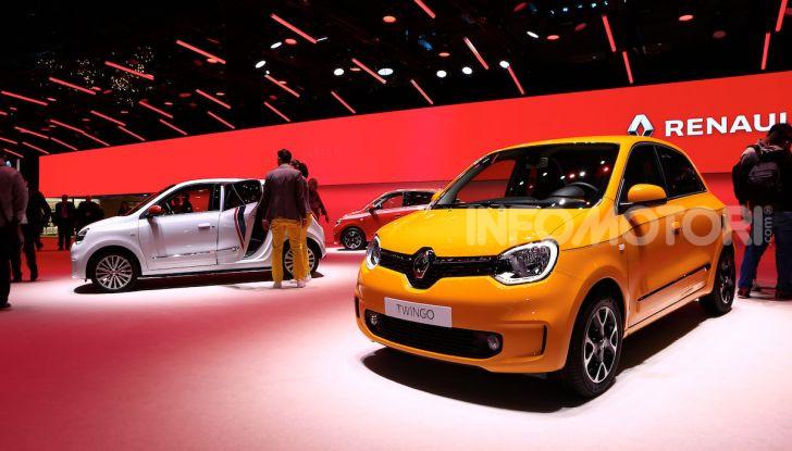 Nuova Renault Twingo 2019: la citycar scattante e ancora più colorata - Foto 20 di 20