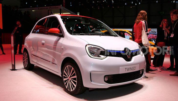 Nuova Renault Twingo a GPL: la citycar dai consumi leggeri! - Foto 12 di 20