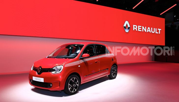 Nuova Renault Twingo 2019: la citycar scattante e ancora più colorata - Foto 4 di 20