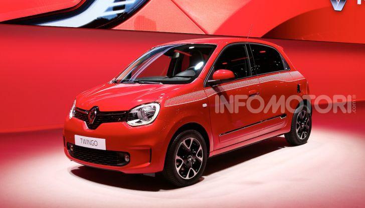 Nuova Renault Twingo a GPL: la citycar dai consumi leggeri! - Foto 1 di 20