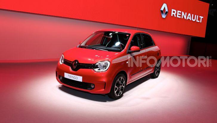 Nuova Renault Twingo 2019: la citycar scattante e ancora più colorata - Foto 13 di 20