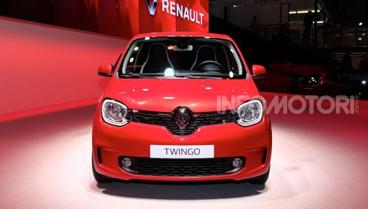 Nuova Renault Twingo 2019: la citycar scattante e ancora più colorata - Foto 3 di 20