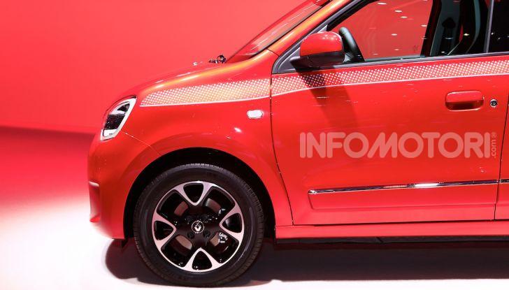 Nuova Renault Twingo a GPL: la citycar dai consumi leggeri! - Foto 2 di 20
