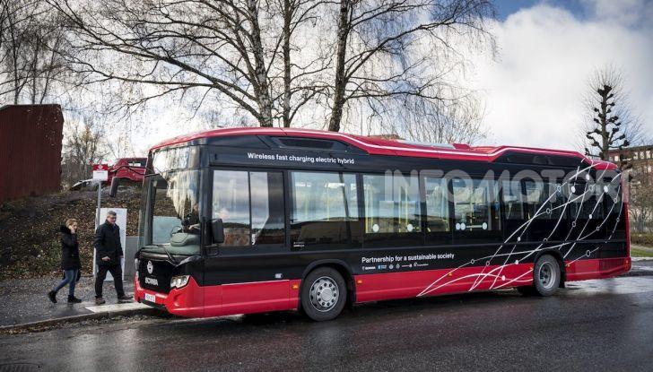 Scania, al via i test di autobus elettrici a guida autonoma - Foto 2 di 6