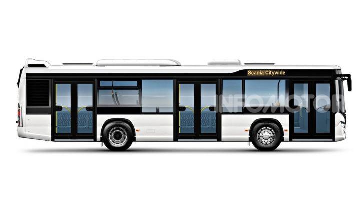 Scania, al via i test di autobus elettrici a guida autonoma - Foto 4 di 6