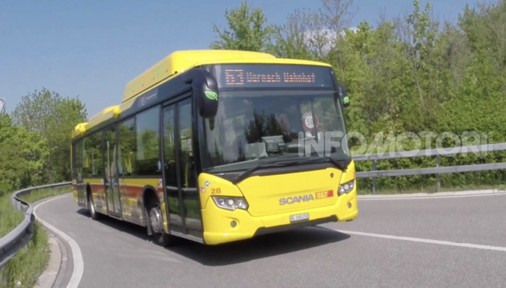 Scania, al via i test di autobus elettrici a guida autonoma - Foto 6 di 6